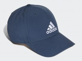 ADIDAS šiltovka Lightweight Embroidered Baseball Cap Crew Navy Summer 2021
