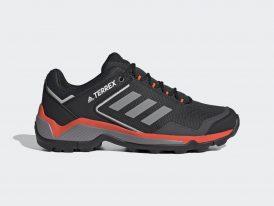 ADIDAS Terrex EASTRAIL Hiking black/solar red 2021 pánska trekingová obuv