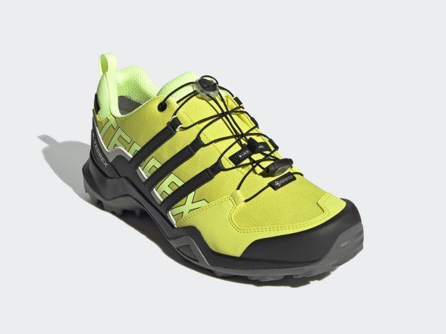 Pánska trekingová obuv ADIDAS Terrex Swift R2 GORE-TEX Hiking 2021
