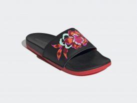 ADIDAS Adilette Comfort Cloudfoam Plus Tropic Rio Lady Summer 2021 dámske šľapky