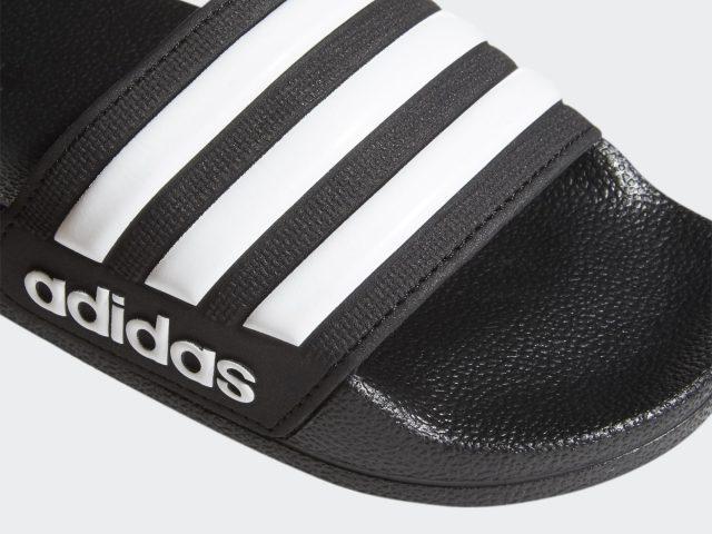 Adidas Adilette Shower CloudFoam dámske / juniorské šľapky black Jar/Leto 2021