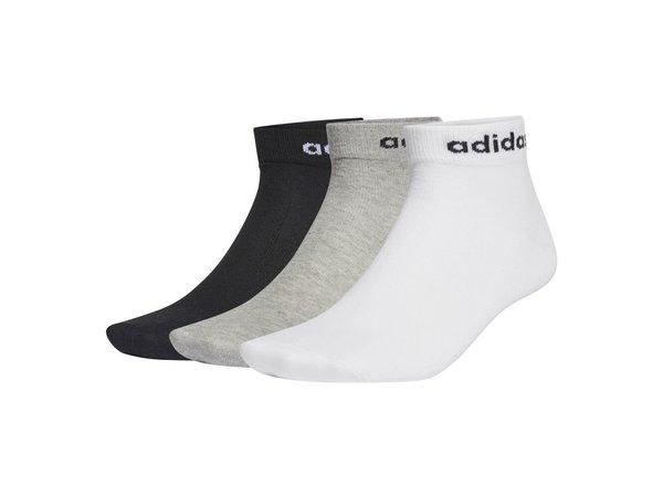 3x športové ponožky Adidas NC ANKLE 3PP Jar/Leto 2021