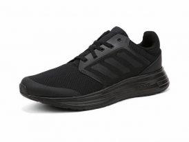 ADIDAS Galaxy 5 Cloudfoam OrthoLite® black pánska športová obuv new model Jar/Leto 2021