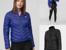 4F nová kolekcia 2021: Dámska prešívaná bunda 4F Urban Outdoor Padded Jacket