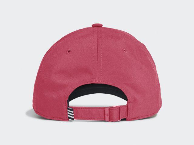 Dámska šiltovka ADIDAS Lightweight Embroidered Baseball Cap wild pink 2021
