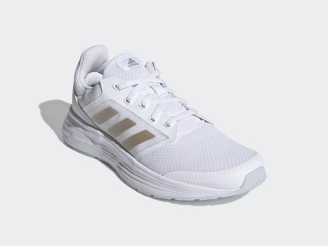 ADIDAS Galaxy 5 Cloudfoam OrthoLite® white dámska športová obuv new model Summer 2021
