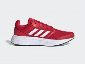 ADIDAS Galaxy 5 Cloudfoam OrthoLite® red pánska športová obuv new model Summer 2021