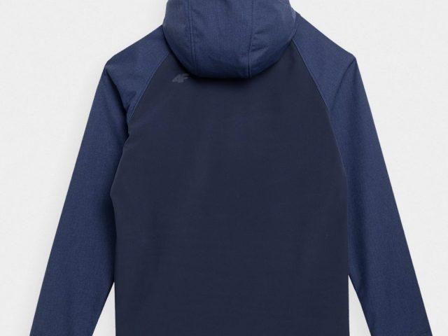 Nová kolekcia 2021: Pánska softshellová membránová bunda 4F Mountain River DWR NeoDry