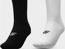 Pánske vysoké ponožky 4F SOM303