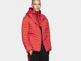 4F nová kolekcia 2021: Pánska prešívaná bunda 4F Sport-Outdoor Padded Jacket
