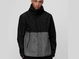 Akcia: nová kolekcia 4F Pánska bunda s membránou NeoDry 5 000