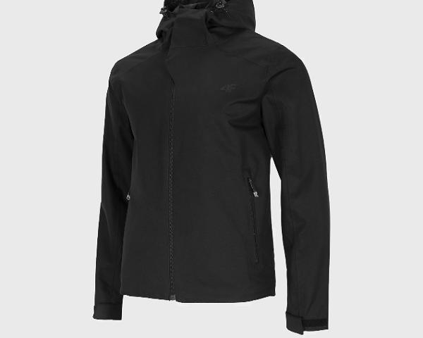 Pánska ľahká nepremokavá bunda 4F NeoDry 5 000 KUM300