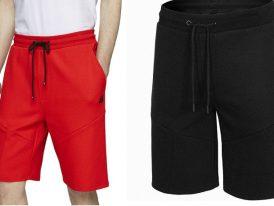 Pánske teplákové šortky 4F Mens Short SKMD013