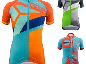 Detský cyklistický dres SILVINI Tanaro lightMESH