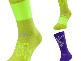 Vysoké cyklistické ponožky SILVINI Bardiga Cotton 3120-UA1642-3261