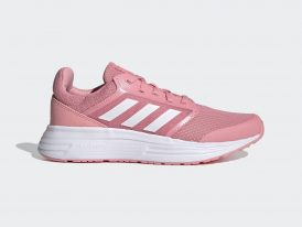 Dámska športová obuv ADIDAS Galaxy 5 Cloudfoam OrthoLite® pink new model Summer 2021