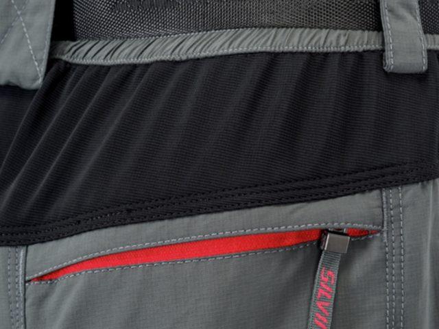 MTB pánske šortky na bicykel SILVINI Rango