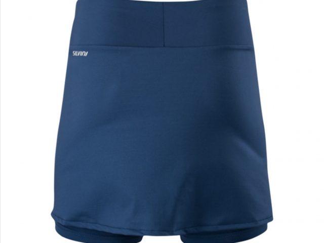 Dámska cyklistická MTB sukňa s vnútornými elasťákmi SILVINI Isorno PRO 2v1