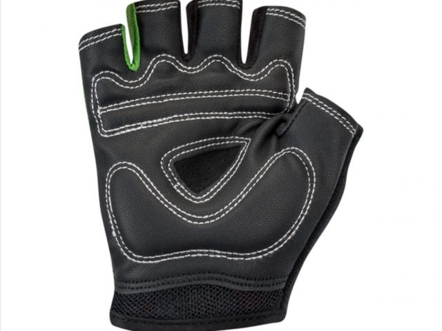 Cyklistické pánske rukavice z ľahkého materiálu s gélovou dlaňou SILVINI Anapo