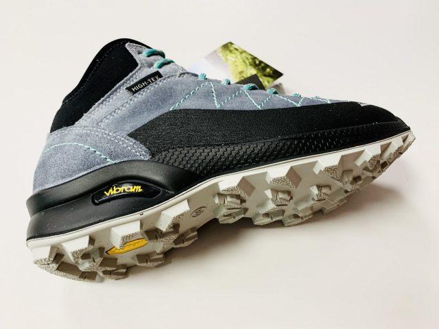 AKCIA 2021: Dámska turistická obuv High Colorado Cross Hike Lady VIBRAM HighTex
