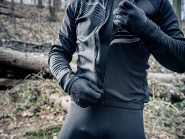2021/22 new winter: Celorozopínací zateplený cyklistický pánsky dres SILVINI Grande POWERterm