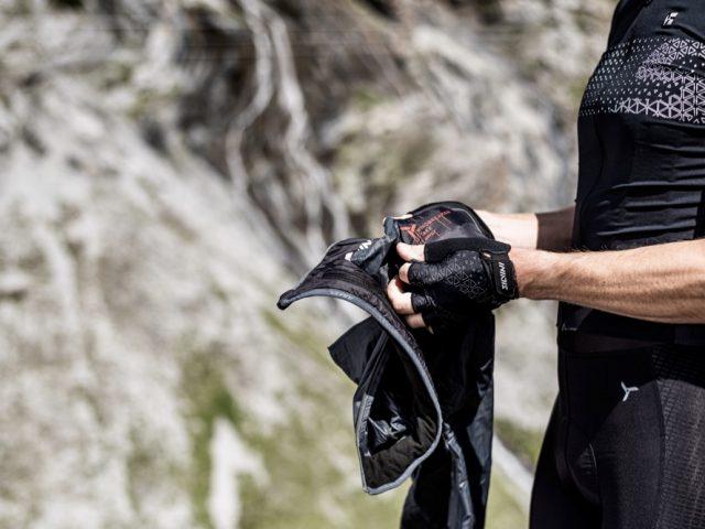 Cyklistická pánska bunda SILVINI Gela UltraLight Windbreaker WR