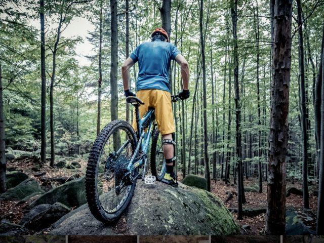 Cyklistické enduro MTB športové pánske nohavice SILVINI Dello 3120-MP1615-7030
