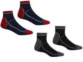 Pánske turistické ponožky Regatta Samaris Trail Socks RMH044