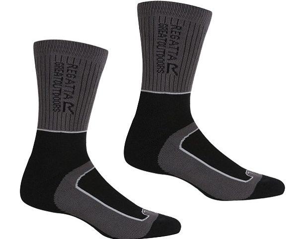 Dámske trekingové ponožky Regatta Lady Samaris 2 Seanson RWH046