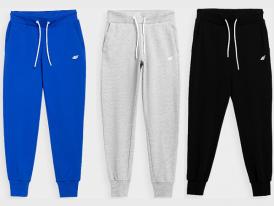 4F nová kolekcia 2021: Dámske teplákové nohavice 4F SPDD002