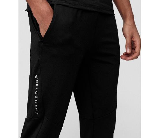 Pánske funkčné nohavice 4F Workout SPMTR011