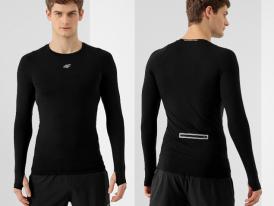 AKCIA nová kolekcia: Pánske funkčné bežecké tričko 4F TSMLF012