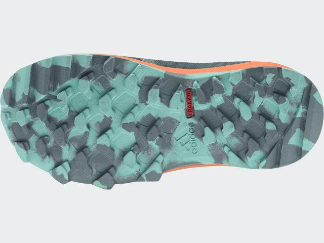 Dámska / juniorská trailová obuv ADIDAS TERREX AGRAVIC BOA RAIN.RDY mint 2021