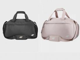 Športová taška 4F TPU213 pink,black