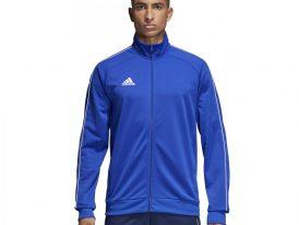 Adidas Badge of Sport CORE 18 pánska športová bunda blue Summer 2021