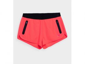4F AKCIA Summer 2021: Dámske plážové šortky 4F Bright color SKDT005