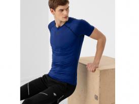 AKCIA: bežecké pánske tričko 4F Super Cool and Dry TSMF011