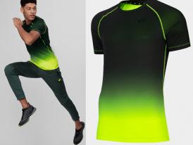 4F AKCIA Summer 2021: Pánske funkčné tréningové tričko 4F Training TSMF014