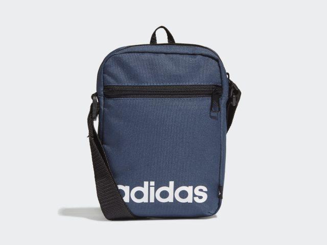 Príručná kapsička cez plece ADIDAS Travel Organizer Essentials Logo Shoulder Bag