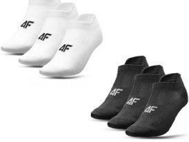 Dámske športové ponožky 4F Training SOD006
