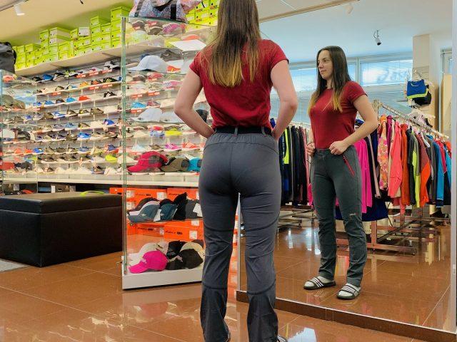 2021 AKCIA: Dámske trekingové nohavice High Colorado X-TREME Adrenalin