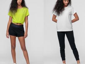 4F AKCIA Summer 2021: Dámske bavlnené tričko 4F Sportstyle TSD020