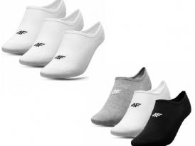 4F AKCIA Summer 2021: Dámske ponožky 4F ťapky SOD007