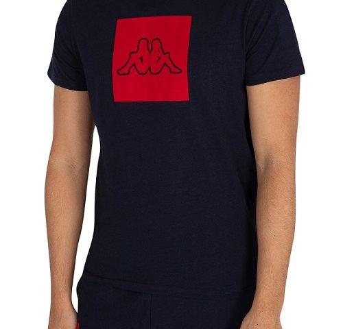 Pánske bavlnené tričko Kappa Ibagni