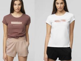 Dámske bavlnené tričko 4F Overcome TSD034