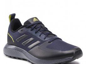 ADIDAS Runfalcon 2.0 TRAIL Zima 2021/22 pánska trailová bežecká obuv