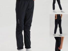 2021/22 new winter: Detské športové nohavice Melito softshell W-proof light POWERterm