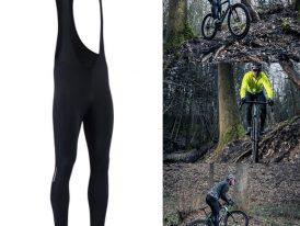 2021/22 new winter: Zimné cyklistické nohavice na traky SILVINI Rapone POWERterm