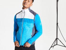 2021/22 AKCIA nová kolekcia: Pánska prešívaná vesta Dare2b Mountaineer ILOFT WoolFill Merino