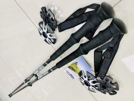 2021/22 AKCIA nová kolekcia: Karbónové turistické / skialpové dvojdielne palice HC Tour Carbon uni 145cm